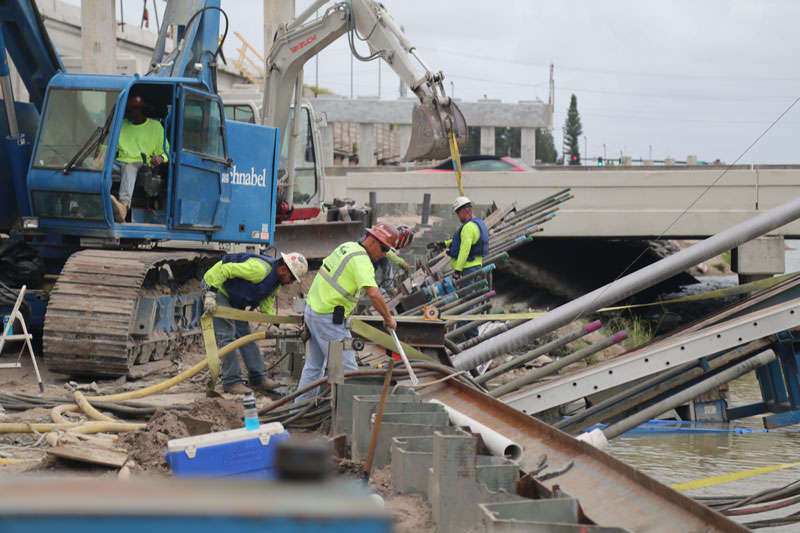 levee construction company