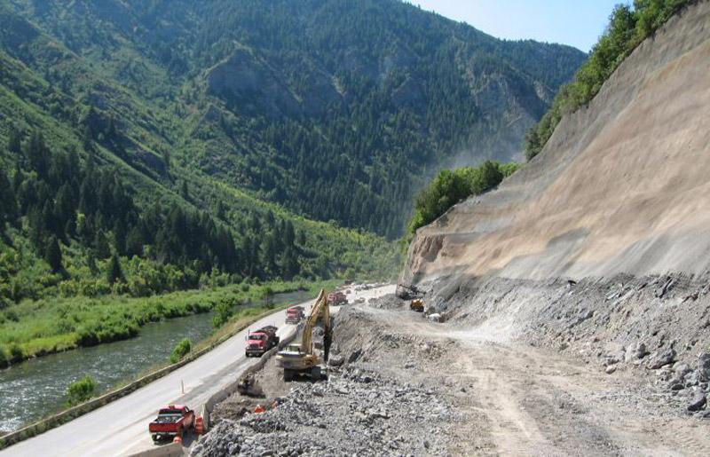 landslide control services