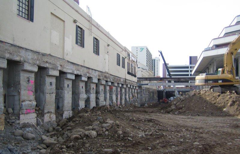 underpinning contractors