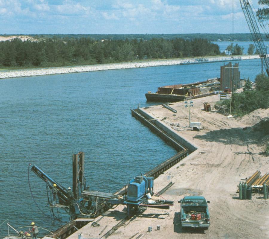 port construction companies
