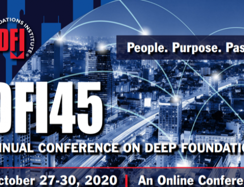 SCHNABEL IS A SPONSOR AT THE DFI 45TH ANNUAL CONFERENCE