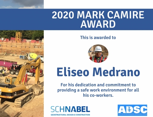 Eliseo Medrano Wins 2020 Mark Camire Award