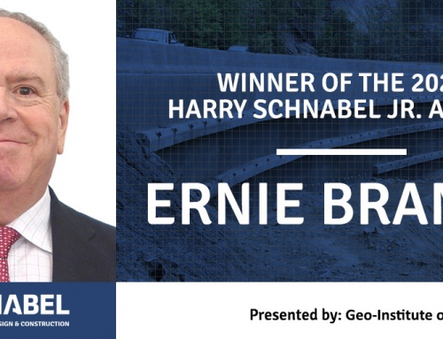 ERNIE BRANDL WINS 2021 HARRY SCHNABEL JR. AWARD