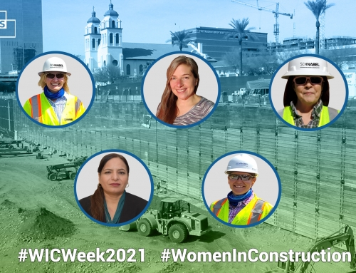Schnabel Celebrates Women in Construction Week