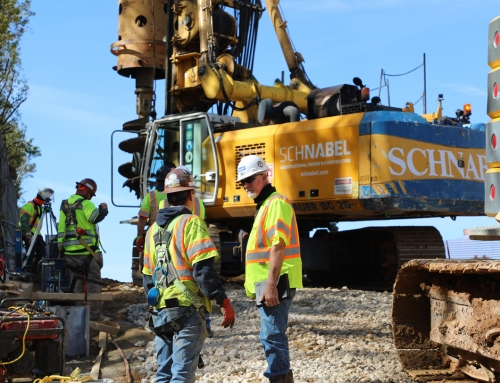 Specialty Foundation Construction Demands a Commitment to Safety