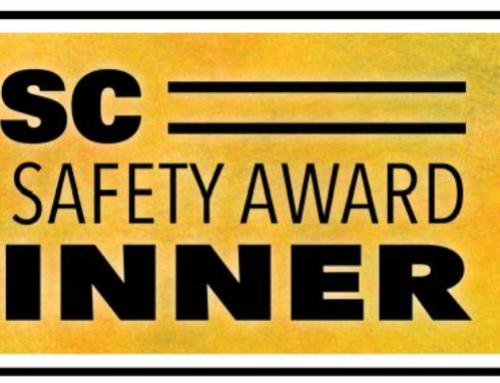 SCHNABEL WINS 2021 ADSC DAVE WHITE MEMORIAL SAFETY AWARD