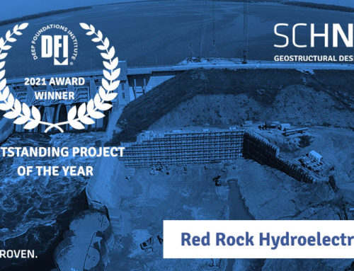 SCHNABEL'S PROJECT WINS 2021 DFI OUTSTANDING PROJECT AWARD