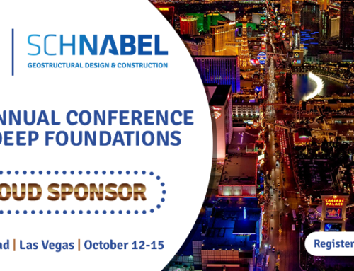 SCHNABEL IS A SPONSOR AT THE DFI 46TH ANNUAL CONFERENCE